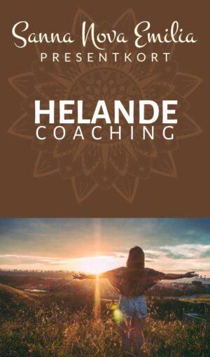 Helande Coaching - Presentkort