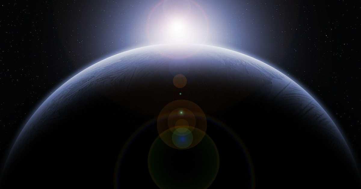 jorden solen